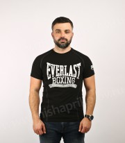 "Футболка ""Everlast Boxing"" черная"