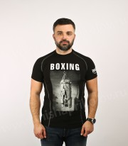 "Футболка ""Boxing Black"" черная"
