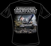 "Футболка ""Armored Warfare"""