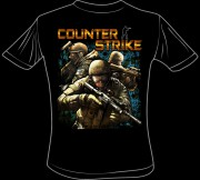 "Футболка ""Counter-Strike"""