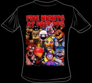 "Футболка ""Five Nights"""